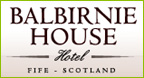 Restaurant at Balbirnie House Hotel Glenrothes