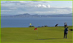 Burntisland Golf Club Fife