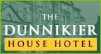 Restaurant at The Dunnikier House Hotel Kirkcaldy